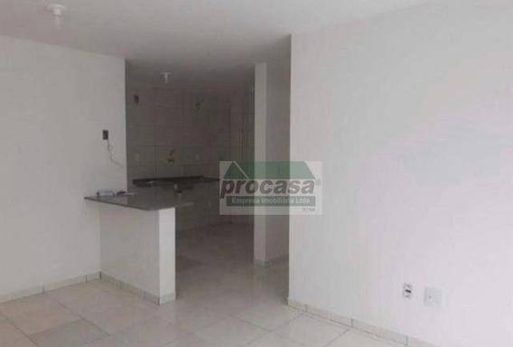 Apartamento Com 2 Dormitórios Para Alugar, 54 M² Por R$ 1.200/mês - Novo Aleixo - Manaus/am - Ap2972