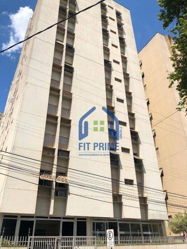 Apartamento Com 3 Dormitórios À Venda, 115 M² Por R$ 400.000 - Centro - São José Do Rio Preto/sp - Ap1298