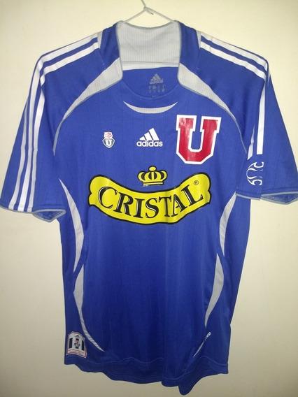 Camiseta De Universidad De Chile 2009 adidas Formotion