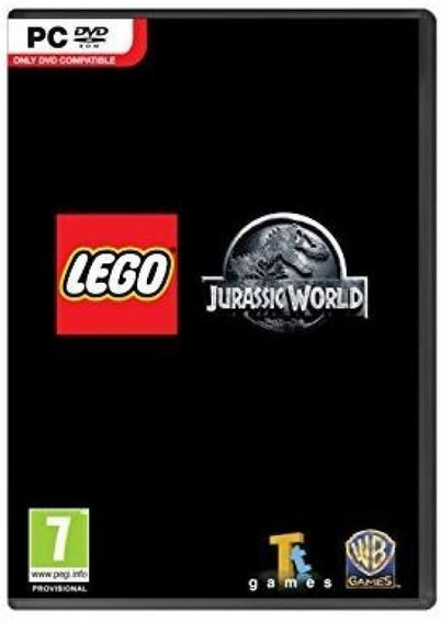 Lego Jurassic World Pc Steam Cd Key 100% Original