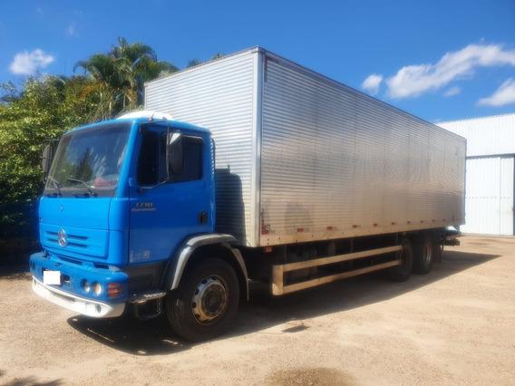 Mb 1718 2012 Truck Bau 6x2