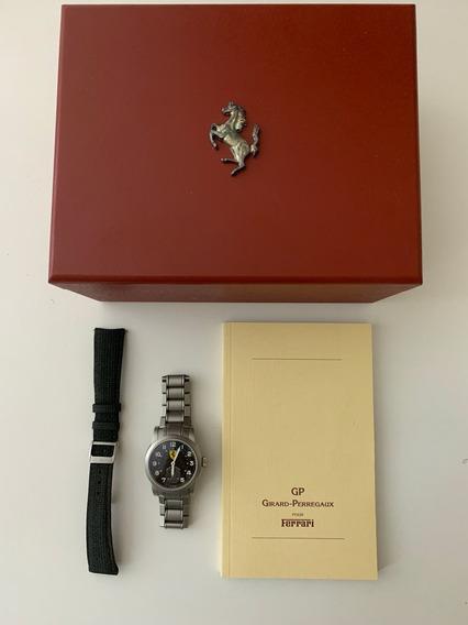Relógio Girard-perregaux Pour Ferrari - Número 89/100