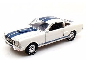 Ford Shelby Gt 350 1966 Shelby American 50 Years 1:18 Shelby