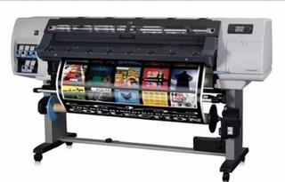 Impressora Plotter Hp L25500