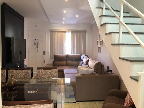 Horto Do Ype Sobrado Com 3 Dormitórios 100 M² 2 Vagas - Ca00102 - 69268533