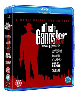 The Ultimate Gangsters Box Set 2011 [blu-ray]