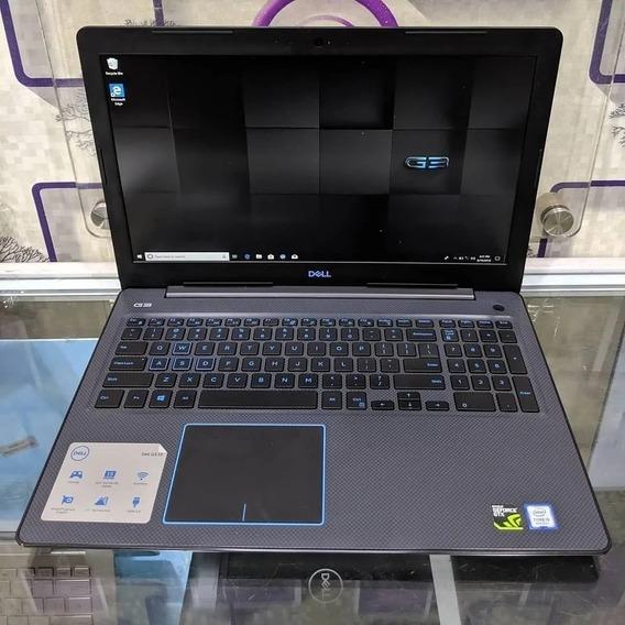 Notebook Gamer Dell G3 I7-8750h 15.6 1tb 128gbssd Gtx 1050ti