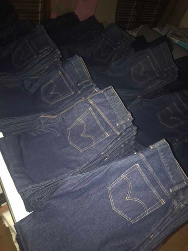 Docenas De Pantalones Industriales 3 Costuras Fabrica Mercado Libre