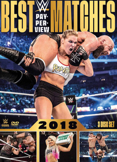 Dvd : Wwe: Best Ppv Matches 2018 (dolby, Ac-3, 3 Pack)