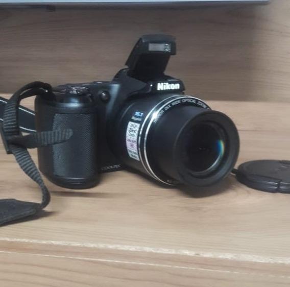 Câmera Semiprofissional Nikon Coolpix L320