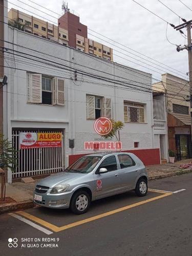 Casa Com 3 Dormitórios Para Alugar, 100 M² Por R$ 1.200,00/mês - Centro - Piracicaba/sp - Ca0267