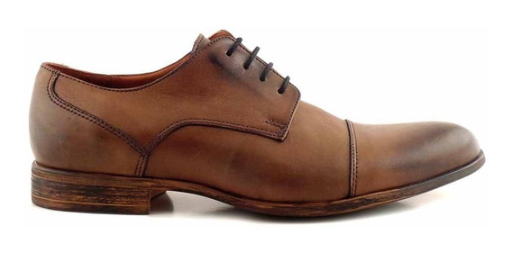Zapato Vestir Hombre Cuero Briganti Base Premium - Hcac00911