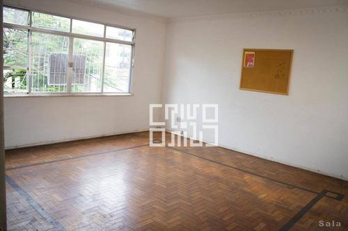 Sala Para Alugar, 143 M² Por R$ 2.200,00/mês - Centro - Niterói/rj - Sa0070