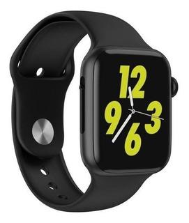 Relogio Smartwatch Inteligente Iwo 8 Lite 44 Mm Bluetooth