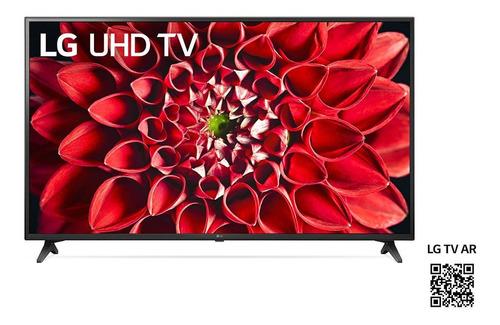 Smart Tv LG 43un7100pua 43  4k Uhd  Quad Core Hdr Ai Thinq