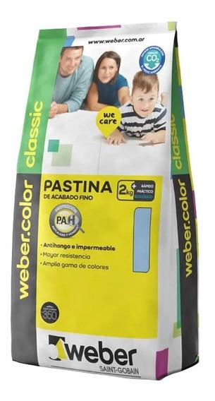 Weber Pastina Classic X 2kgs Color A Elección