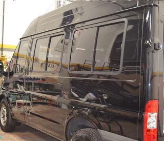 Ventanas Sprinter Ducato Master Transit Jumper Corredizas