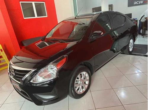 Nissan Versa 1.6 16v Sv Aut
