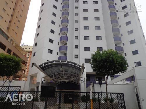 Apartamento Com 2 Dormitórios Para Alugar, 69 M² Por R$ 900/mês - Jardim Infante Dom Henrique - Bauru/sp - Ap1191