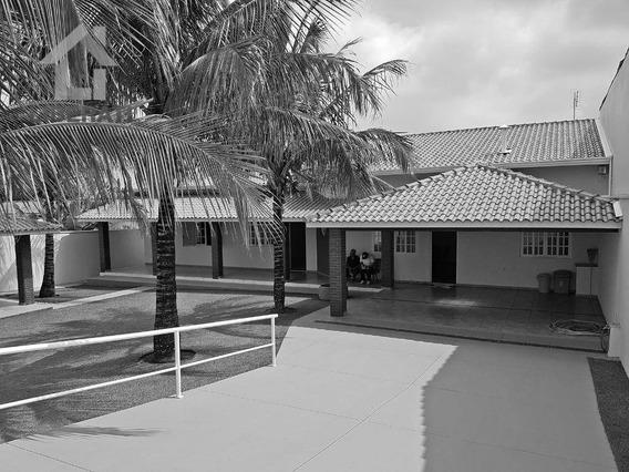 Linda E Aconchegante Chácara Em Boituva - Condomínio Fechado - Ch0097