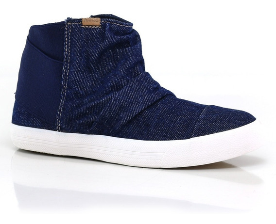 Tênis Keds Topkick Boot Jeans - Way Tenis