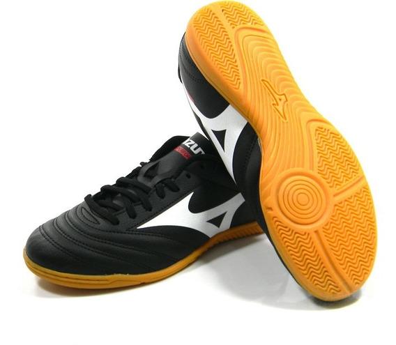 Tenis Mizuno Morelia Club Futsal Pto/bco Tam: 3844