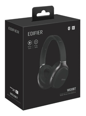 Headphone Bluetooth Edifier W830bt - 95 Horas Bateria