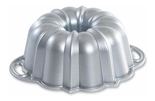 Nordic Ware Pan Bundt Colección Platinum, 6-cup