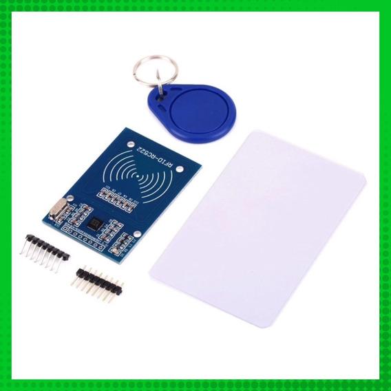 Rfid Rc522 + Cartão + Tag Mifare 13.56mhz Arduino - Carta Re