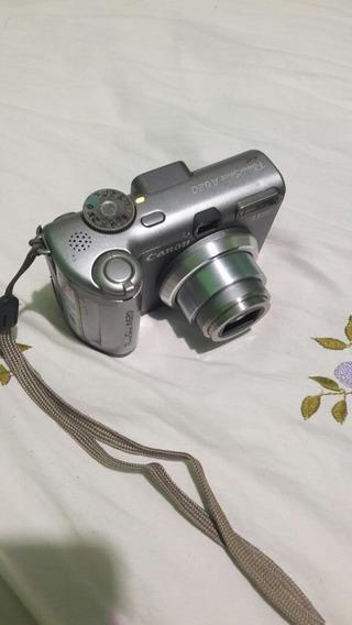 Câmera Digital Canon Powershot A620
