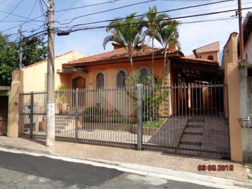 Casa Térrea Próximo Da Estação Do Metrô - 298-im334534