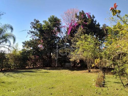 Chácara  Com 1 Dormitório À Venda, 1180 M² Por R$ 450.000 - Parque Residencial Tancredi - Americana/sp - Ch0264