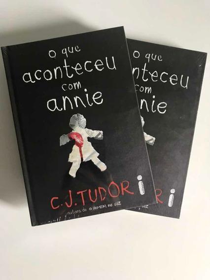 Livro: O Que Aconteceu Com Annie - Novo E Lacrado