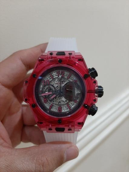 Reloj Cuarzo Big Bang Sapphire Red Hublot