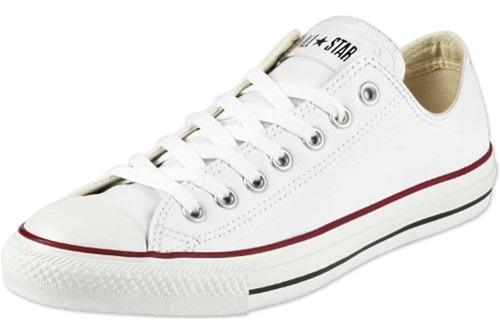 Zapatillas Bajas Converse Chuck Taylor All Star De Cuero