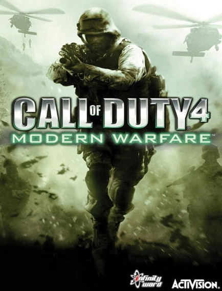 Call Of Duty 4 Modern Warfare Pc - Original Key (envio Já)