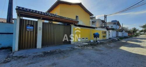 Imagem 1 de 12 de Casa À Venda, 70 M² Por R$ 185.000,00 - Enseada Das Gaivotas - Rio Das Ostras/rj - Ca0101