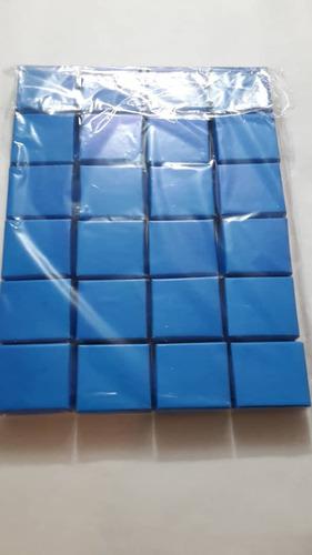 24 Caja, Estuche Para Joyeria Y Bisuteria 5 X 5 X 2.5 Cm