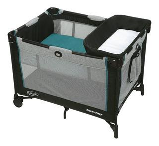 Practicuna Bebe Cuna Graco Simple Solution Graco Oficial
