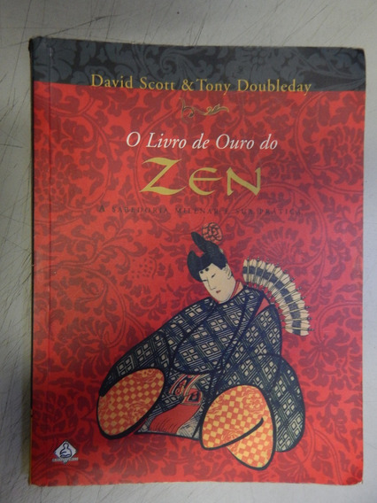 O Livro De Ouro Do Zen