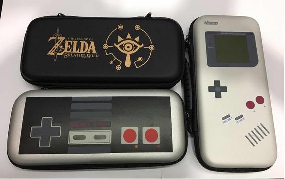 Estuche Protector Funda Nintendo Switch Nuevo Diseños