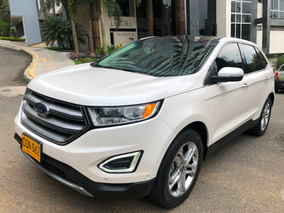 Ford Edge Limited At 3500 Cc 4x4 2017
