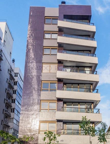 Apartamento A Venda No Bairro Petrópolis Em Porto Alegre - - 249-1