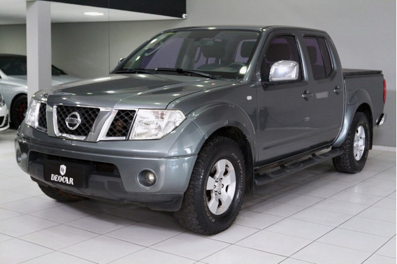 Nissan Frontier Sel 2.5 Cd 4x4 Turbo- 2008/2008