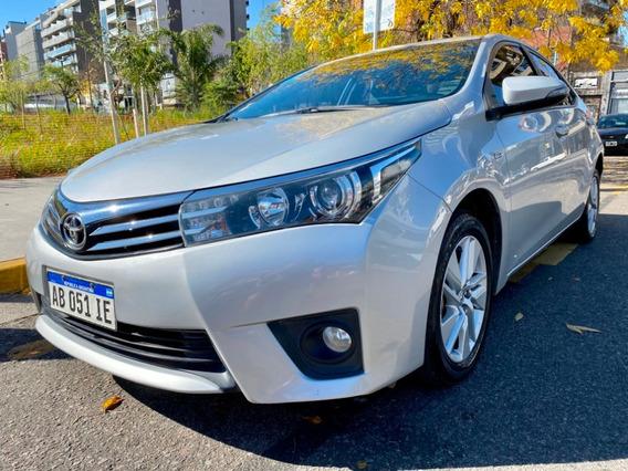Igual A Nuevo - Toyota Corolla Xei 1.8 Pack Manual 2017