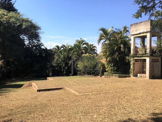 Terreno À Venda, 1260 M² Por R$ 360.000 - Vale Verde - Valinhos/sp - Te0939