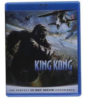 Blu Ray King Kong Original Peter Jackson