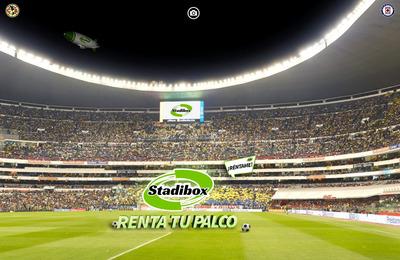 Renta De Palcos En El Estadio Azteca Por Año O Por Evento