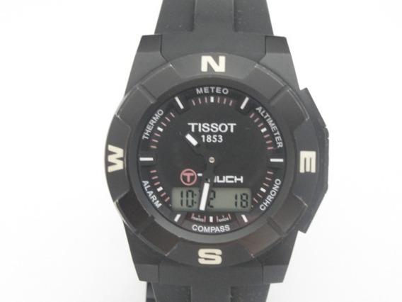Relógio Tissot T-touch Titanium - Trekking - Swiss Made