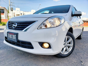 Nissan Versa 1.6 Advance 5vel Mt 2014 Autos Puebla